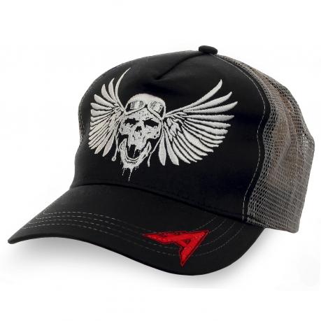 Бейсболка Harley Davidson для поклонников свободы и скорости
