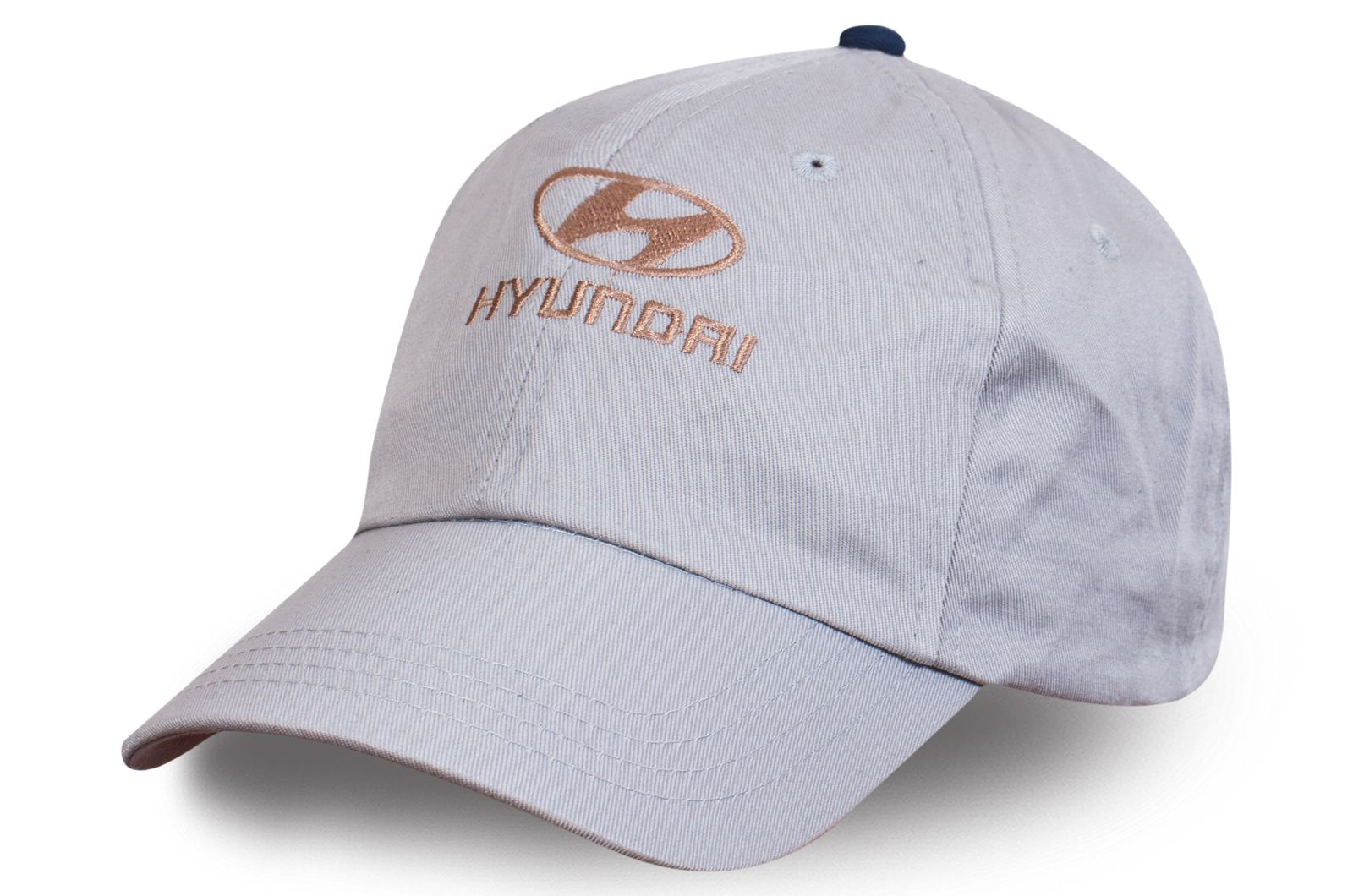 Бейсболка Хендай | Купить брендовую бейсболку с логотипом авто
