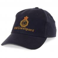 Бейсболка с гербом береговой гвардии Её Величества Королевы Великобритании Her Majesty's Coastguard (HMCG)