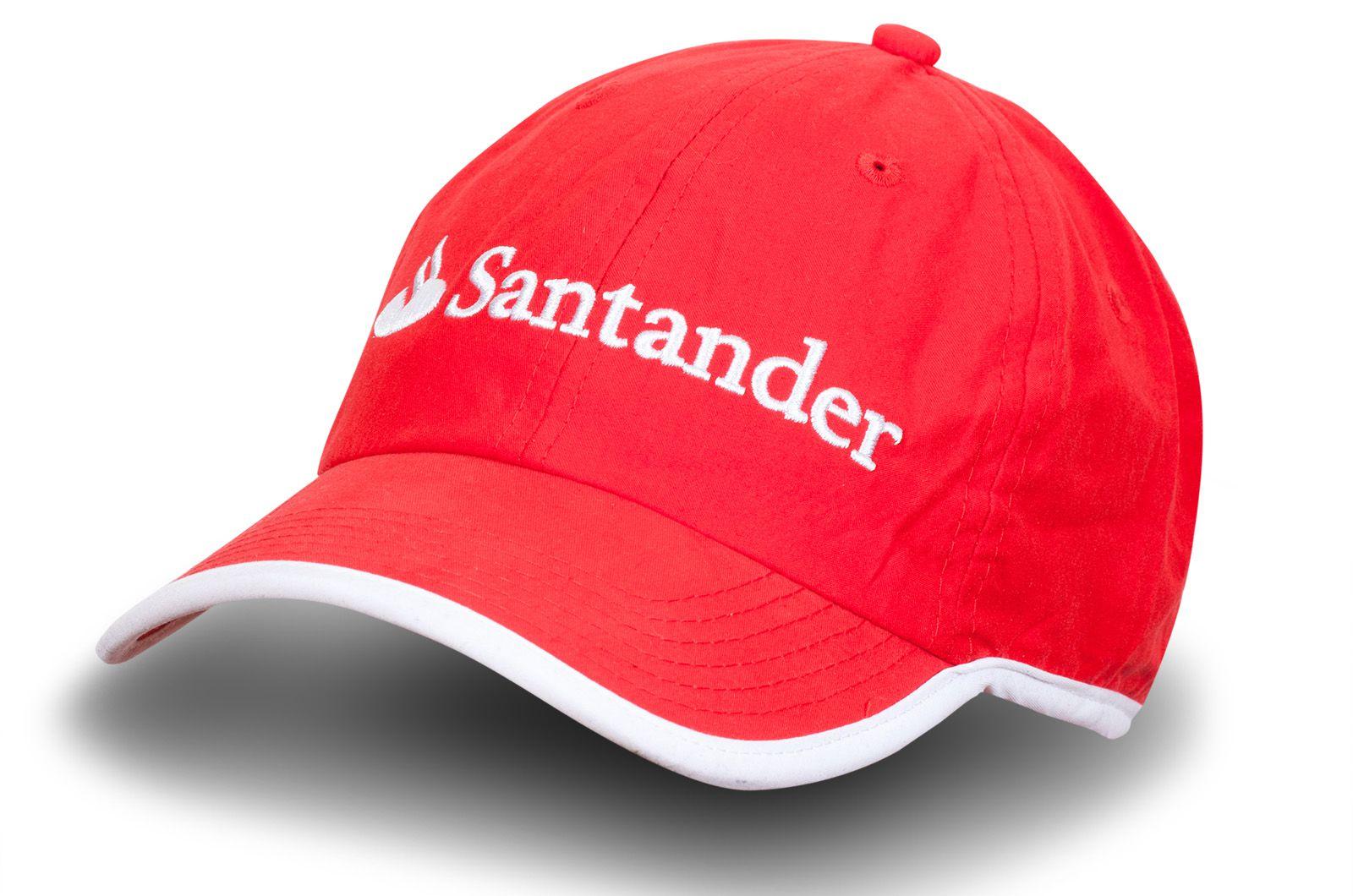Бейсболка испанского бренда Santander - купить по лучшей цене