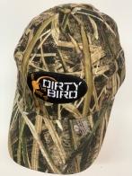 Бейсболка камуфляж Dirty Bird с вышивкой
