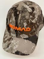 Бейсболка камуфляж Nomad с вышивкой