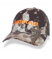 Стильная и удобная бейсболка-камуфляж NOMAD.