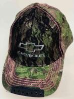 Бейсболка камуфляж с логотипом CHEVROLET