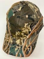 Бейсболка камуфляж с охотничьей вышивкой