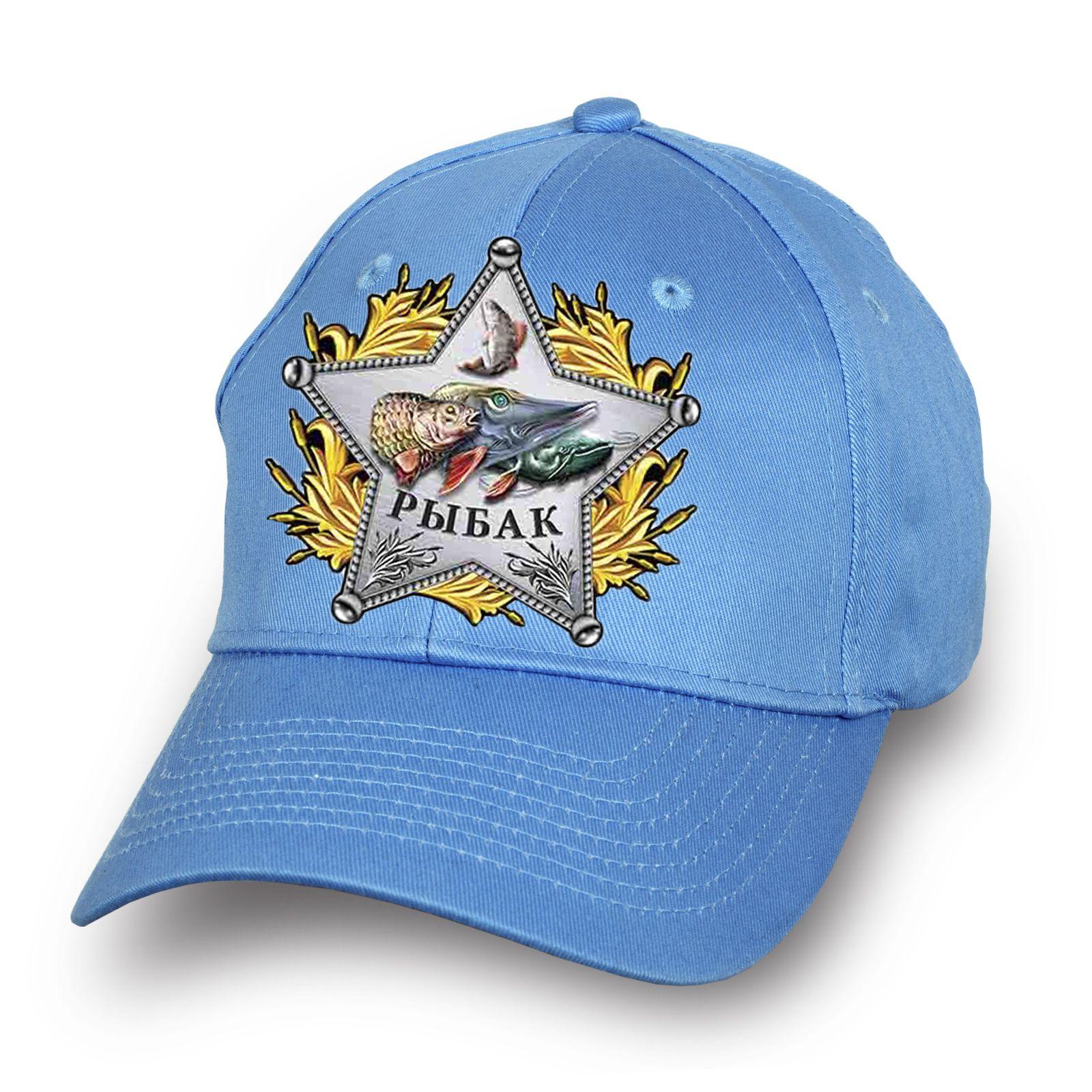 Бейсболка Клёвого рыбака - заказать с доставкой