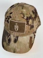 Бейсболка Kryptek из камуфляжной ткани
