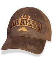 Ретро ХИТ! Модная мужская бейсболка Lake Superior.