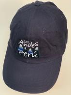 Бейсболка Los Andes с вышивкой на тулье