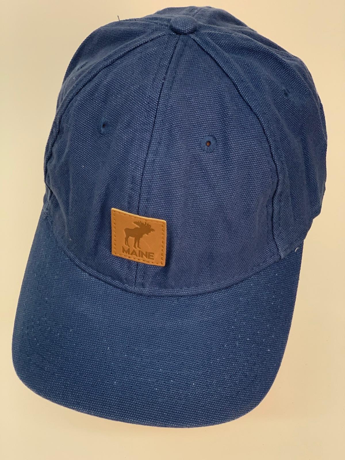 Бейсболка Maine синего цвета
