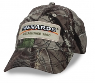 Мужская охотничья бейсболка MENARDS в камуфляже Realtree APG