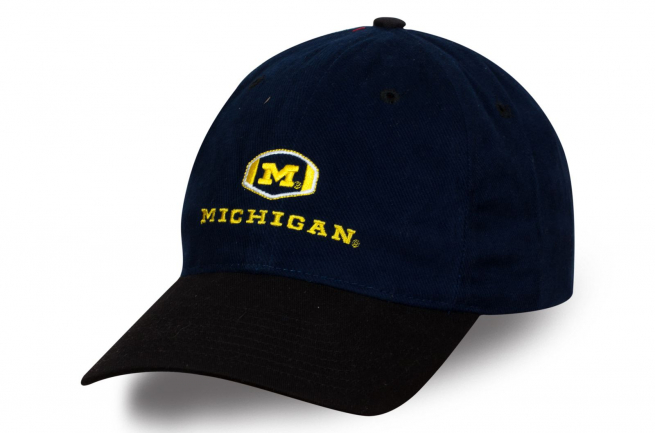 Бейсболка Michigan