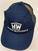 Бейсболка Midway Wholesale с сеткой на затылке