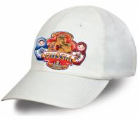 Патриотическая бейсболка Мишка-балалаечник