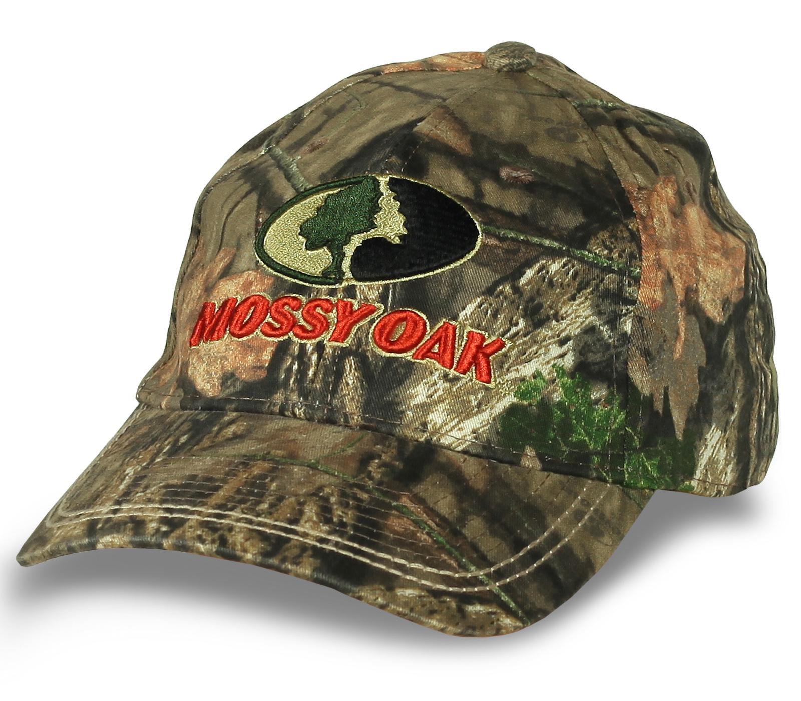 Бейсболка Mossy Oak камуфляж для походов