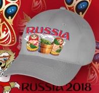 Оригинальная бейсболка из коллекции «Моя Родина – Россия».