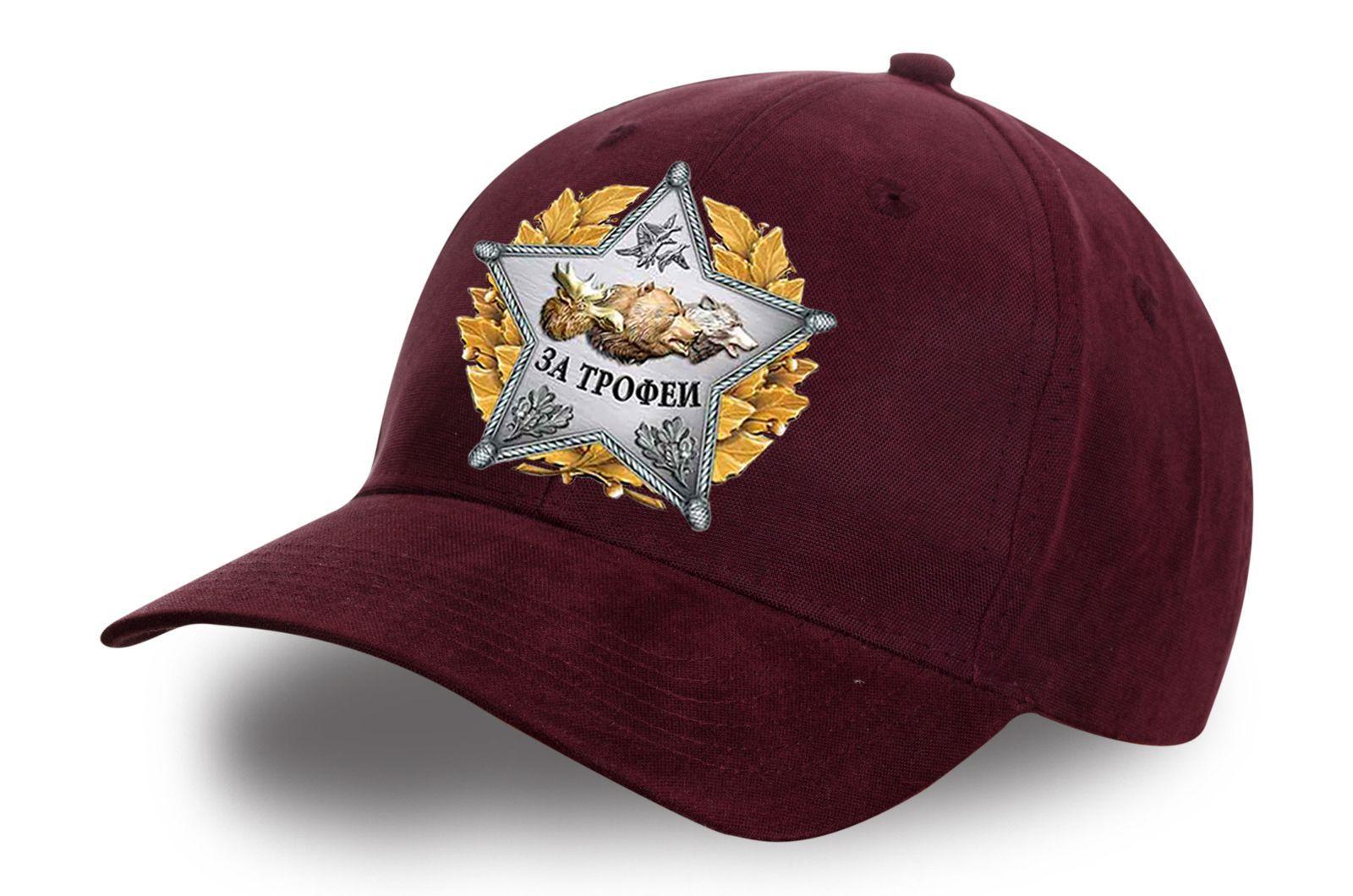 """Бейсболка """"Награда охотника"""" - заказать онлайн с доставкой"""