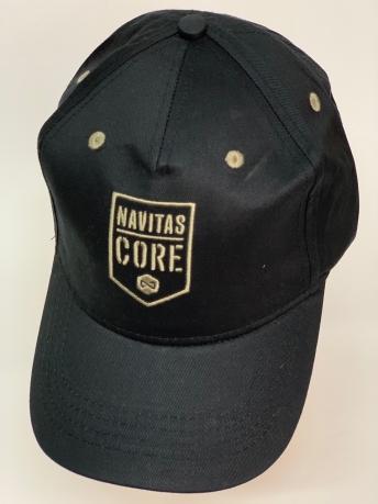 Бейсболка Navitas Core черного цвета