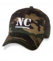 Армейская бейсболка NC, Woodland.