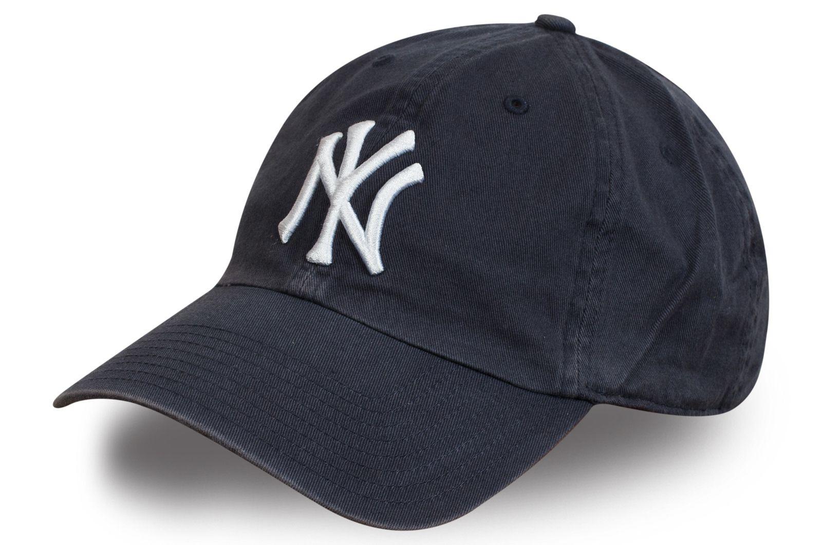 Бейсболка New York Yankees - купить онлайн с доставкой f2799b66445b9