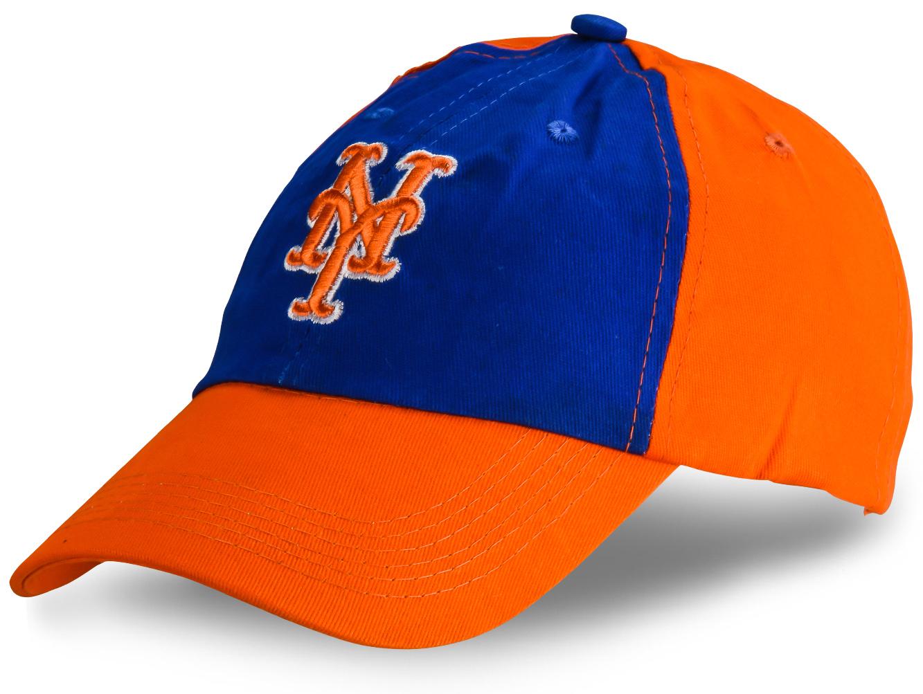 Бейсболка NY - купить в интернет-магазине с доставкой