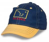 """Мужская бейсболка """"Alaska"""""""