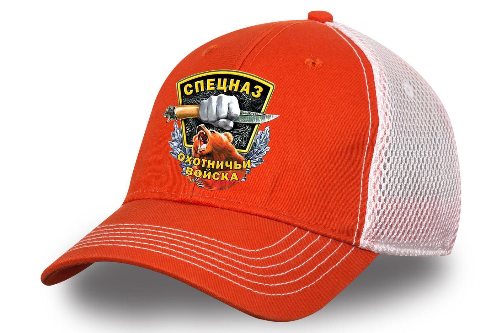 Бейсболка Охотничьего спецназа - купить недорого с доставкой