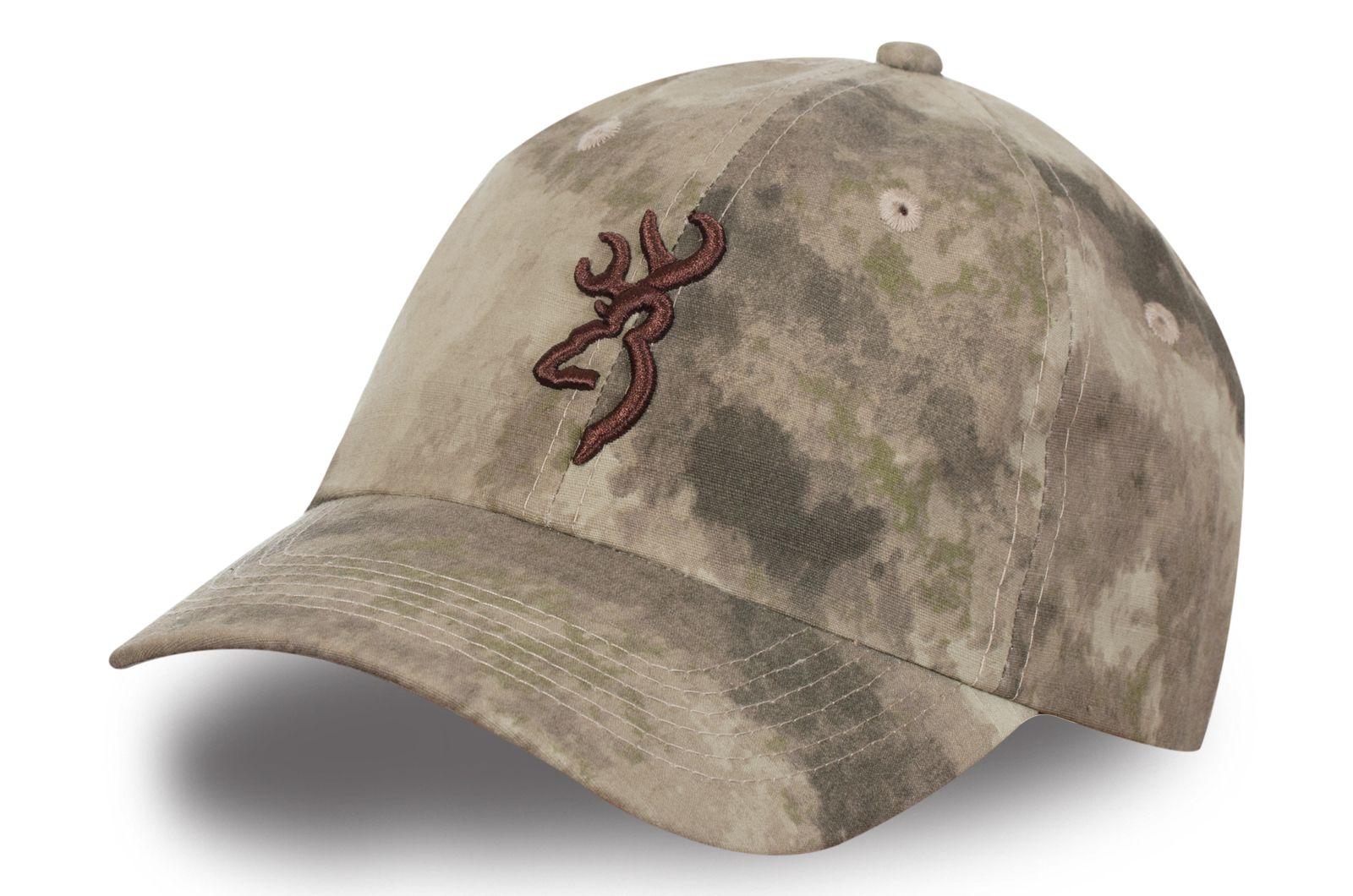 Бейсболка охотничья Browning - купить с доставкой