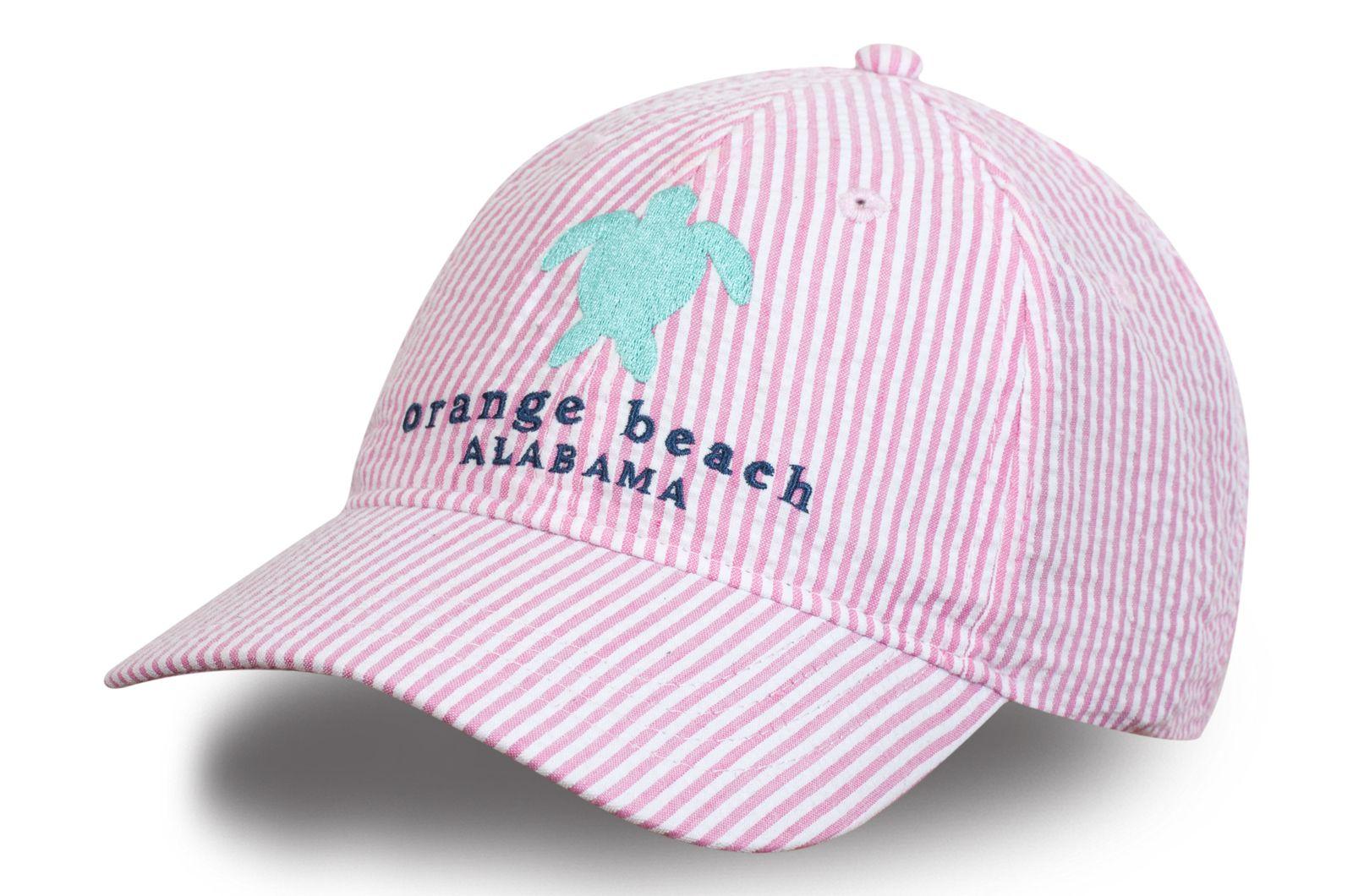 Бейсболка Пляж | Купить женскую бейсболку с доставкой