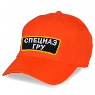 Бейсболка оранжевая Спецназ ГРУ