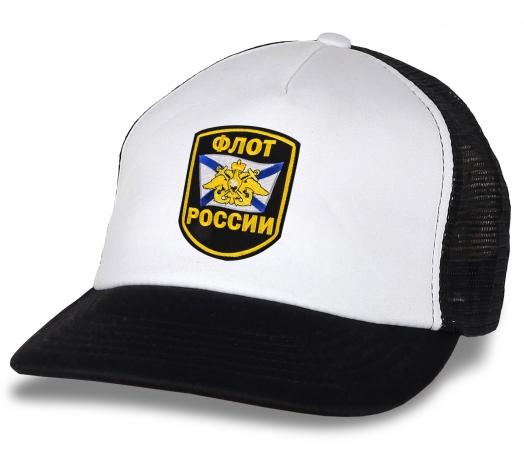 Бейсболка особая Флот России