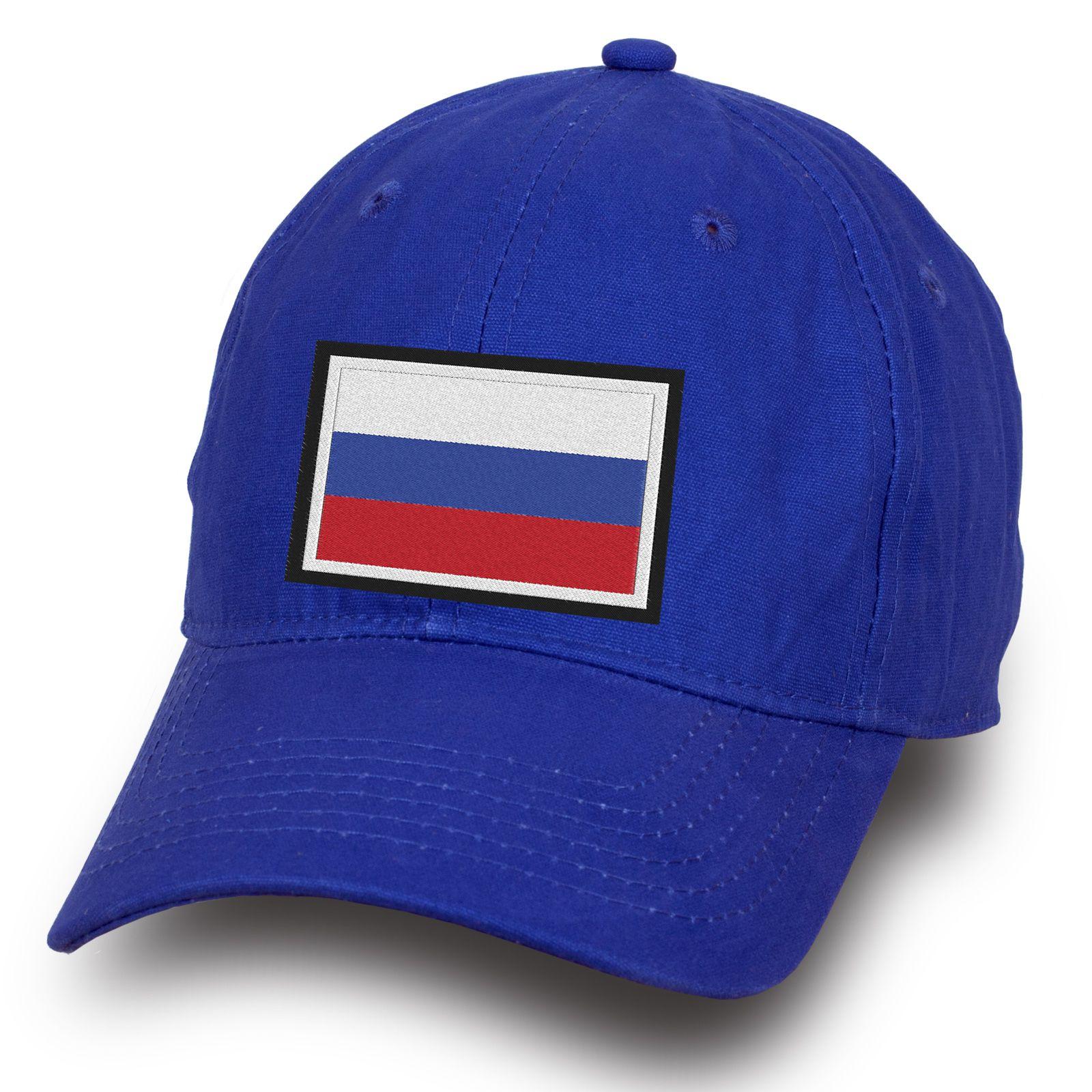 Бейсболка патриота России - купить онлайн с доставкой