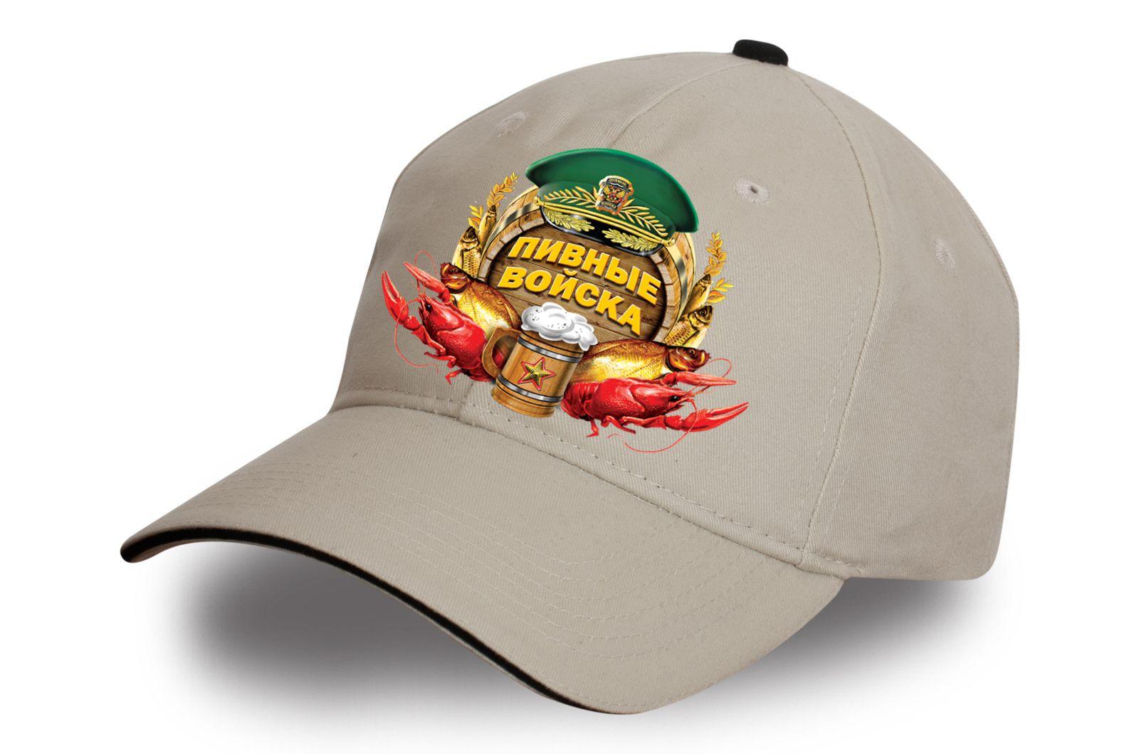 """Бейсболка """"Пикник с пивом"""" - заказать с доставкой"""