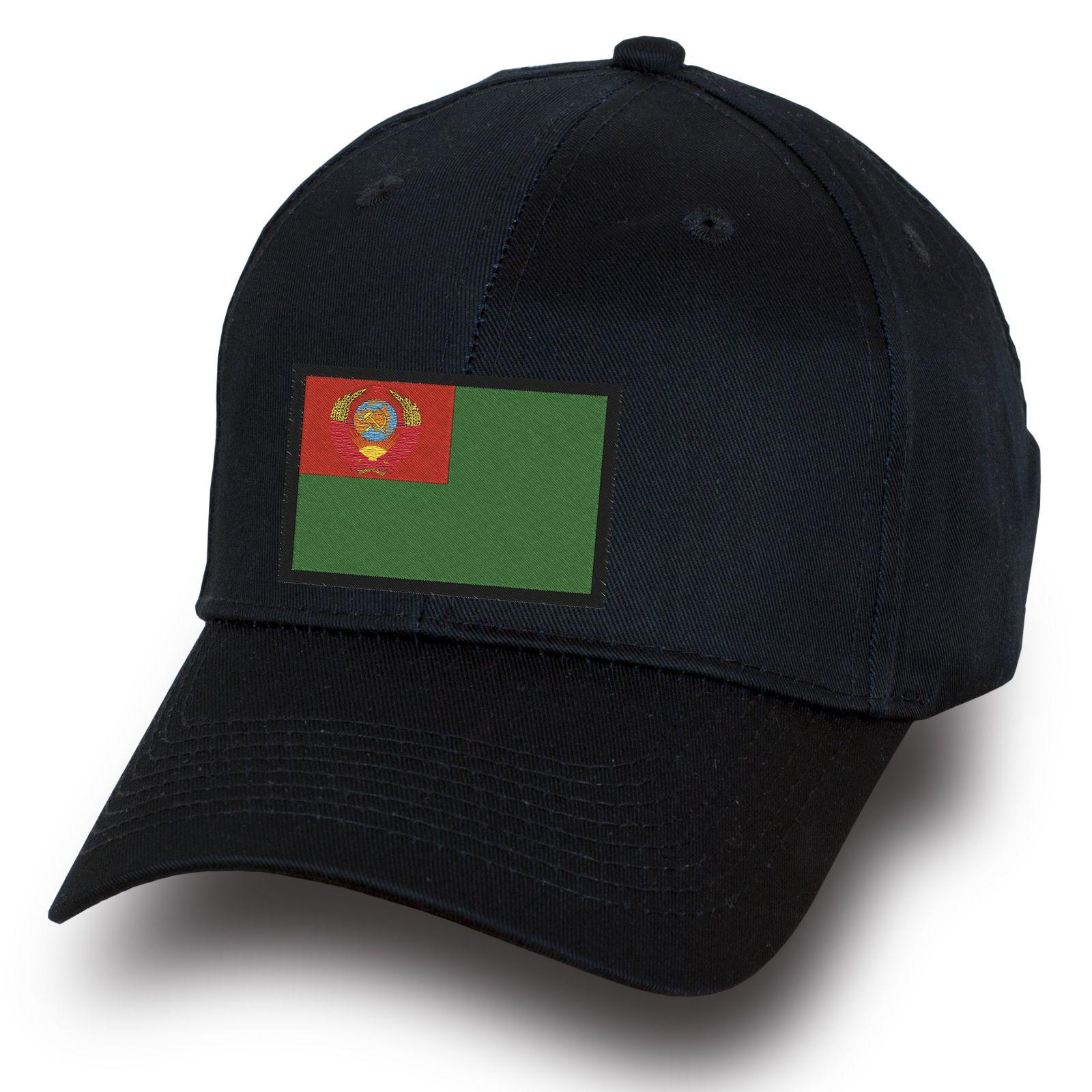 """Бейсболка """"Пограничник СССР"""" - купить недорого с доставкой"""