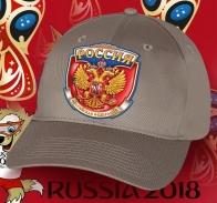 Статусная бейсболка РОССИЙСКАЯ ФЕДЕРАЦИЯ
