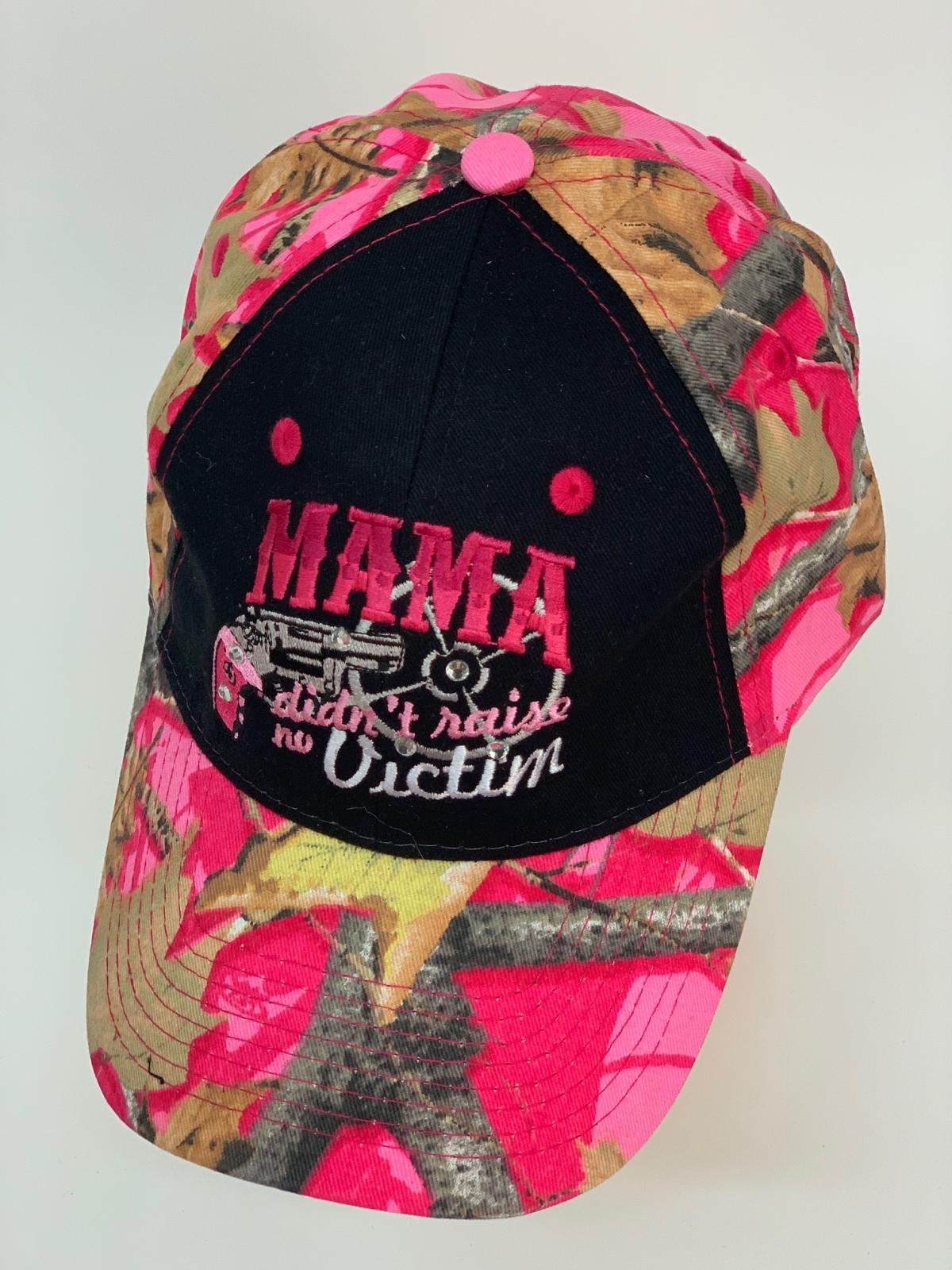 Бейсболка розовый камуфляж с вышитой надписью
