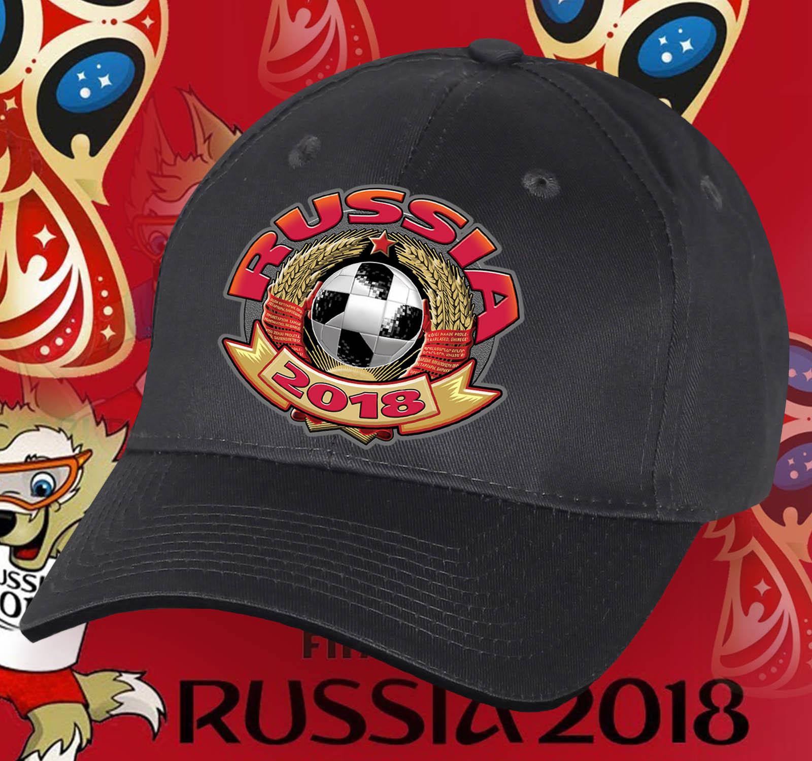 ББейсболка Russia для футбольных болельщиков.