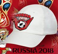 Бейсболка Russia-2018 в крутом дизайне.