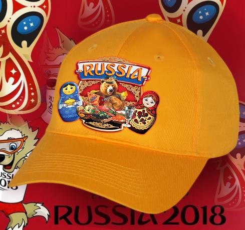 Фэнская бейсболка «Русская тусовка»