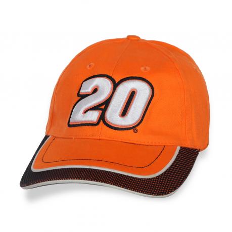Бейсболка с 3D цифрой 20