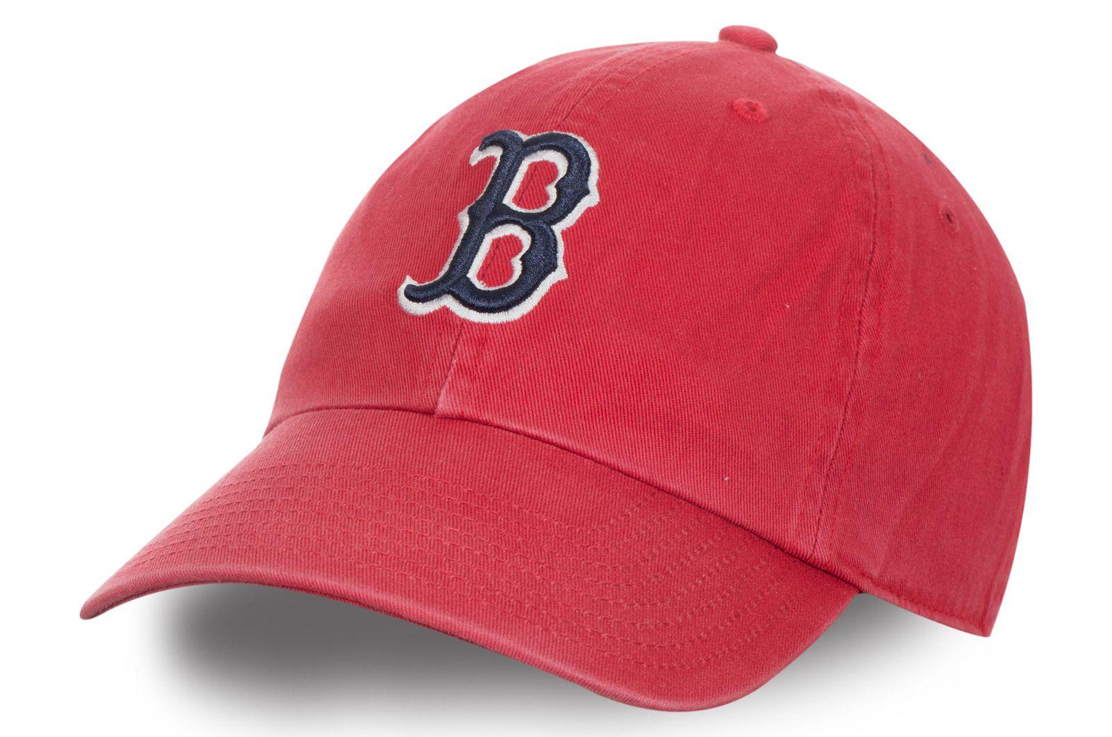 Бейсболка с буквой B - купить по выгодной цене
