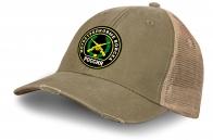 Бейсболка с эмблемой Мотострелковых войск