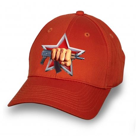 Бейсболка с эмблемой Спецназа Росгвардии