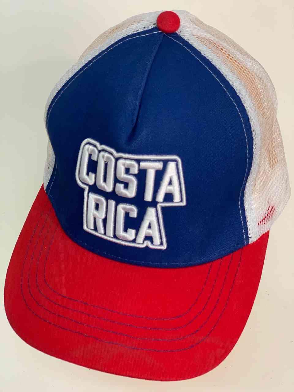 Бейсболка с флагом Коста-Рики