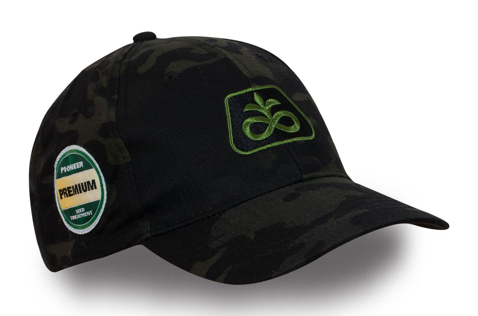 Бейсболка с лого - купить в интернет-магазине с доставкой