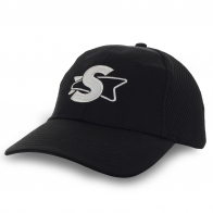 Бейсболка с лого S