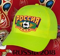 Бейсболка с логотипом ЧМ Россия-2018