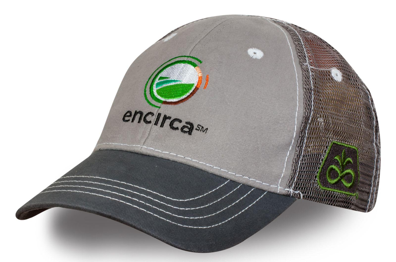 Бейсболка с логотипом Encirca