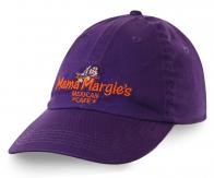 Бейсболка с логотипом мексиканского кафе Mama Margie