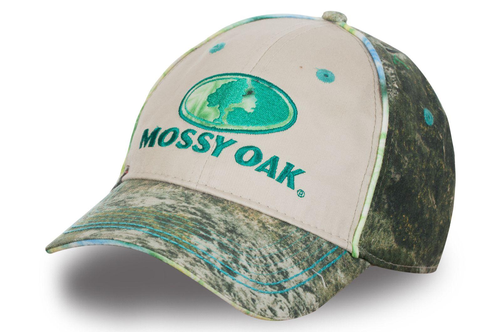 Бейсболка с логотипом Mossy Oak